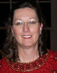 Author Patricia Valdata