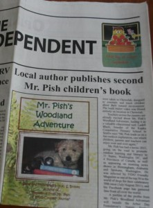 Mr. Pish Press Release