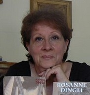 Author Rosanne Dingli.  Photo Credit Jill Beaver