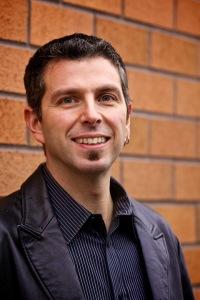 Author William Hertling