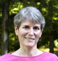 Author Laurie Boris
