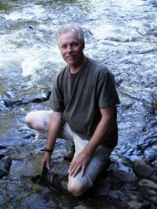 Author Tom Kepler
