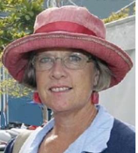 Author Hettie Ashwin