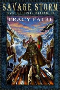 Savage Storm by Tracy Falbe