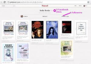 K.S. Brooks' Indie Book Bulletin Board on Pinterest