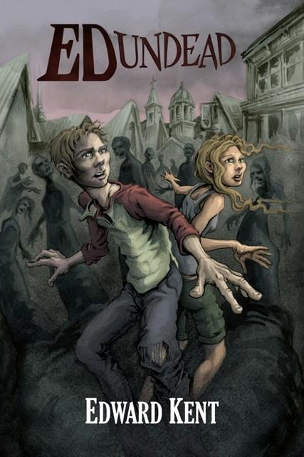 Sneak Peek: Ed Undead by Edward Kent