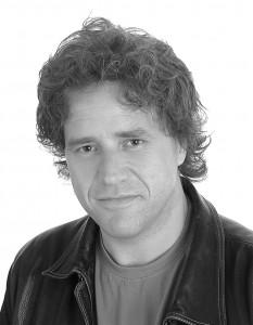 Author Chris James