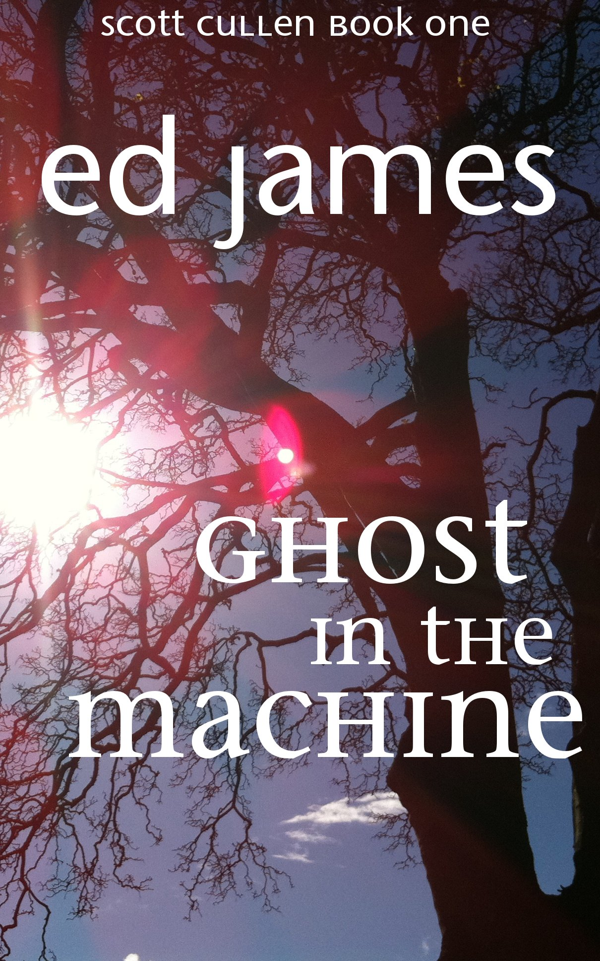 Sneak Peek: Ghost in the Machine by Ed James