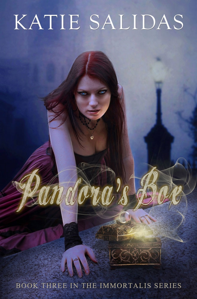Sneak Peek: Pandora's Box by Katie Salidas