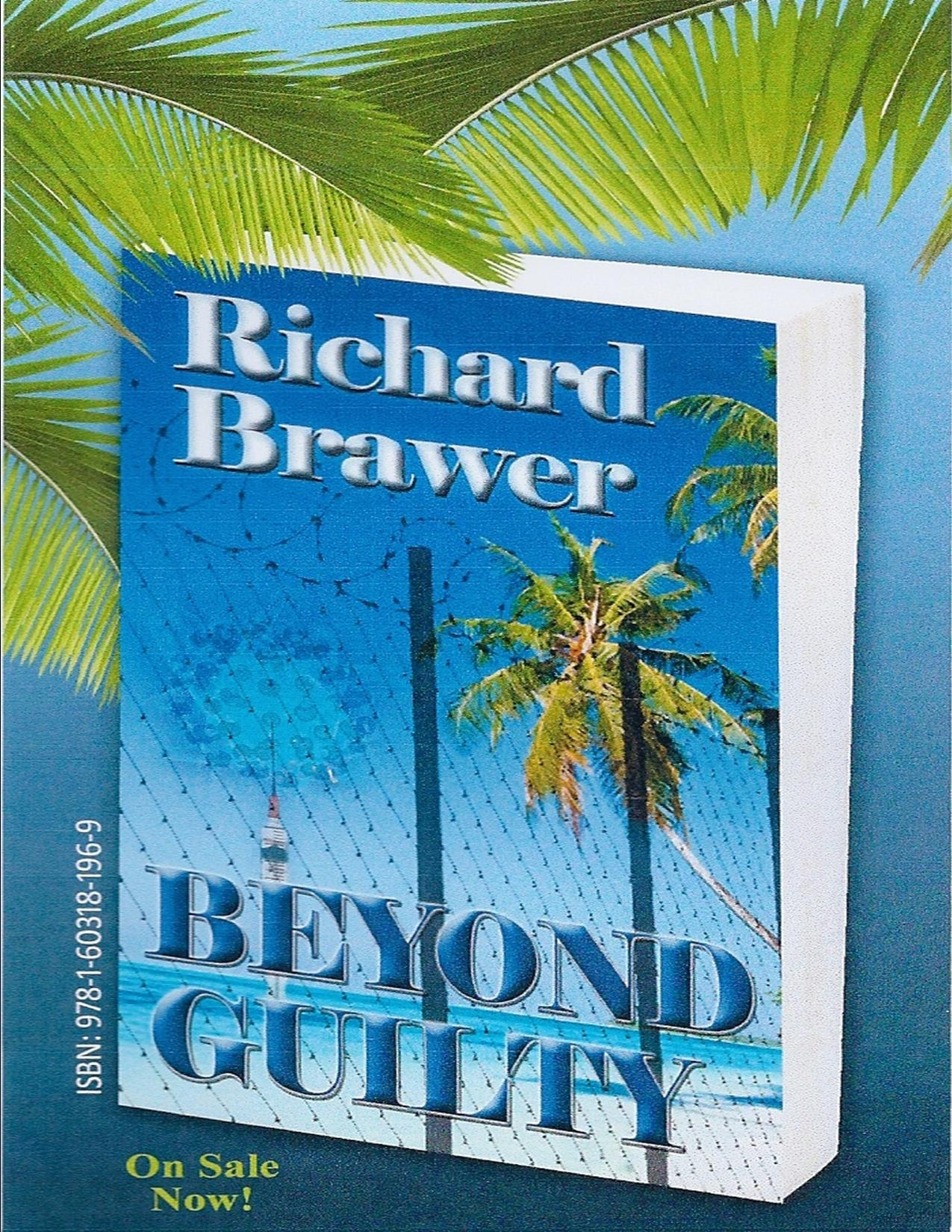 Sneak Peek:  Beyond Guilty by Richard Brawer