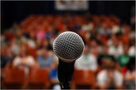 Building Your Public Presentation Skills