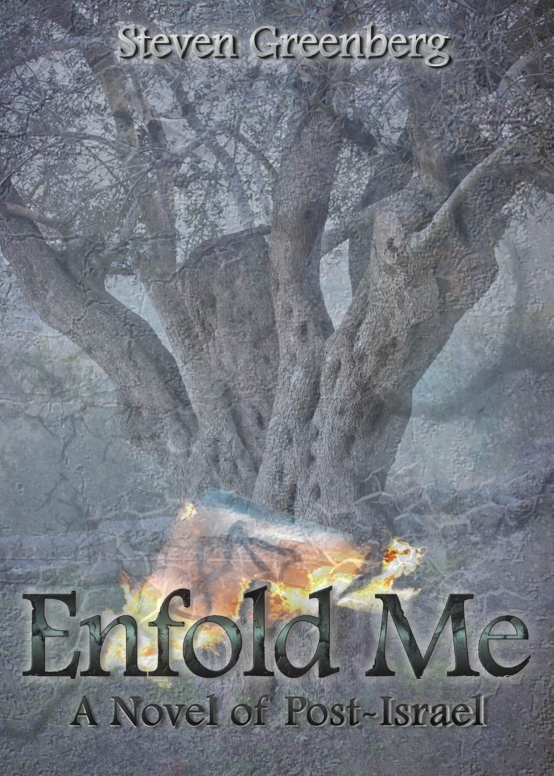 Steven Greenberg Announces the Release of His New Book: Enfold Me