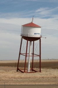 Route 66 Water Tower