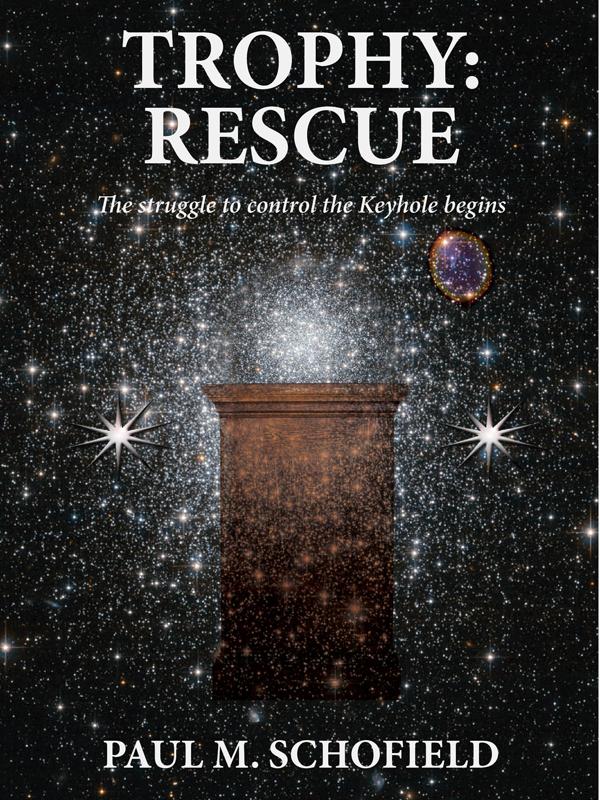 Sneak Peek:  Trophy: Rescue by Paul Schofield