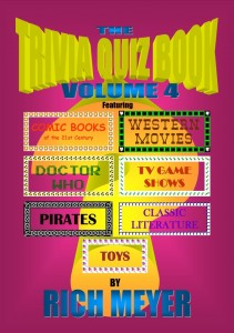 Trivia Quiz Book Volume 4