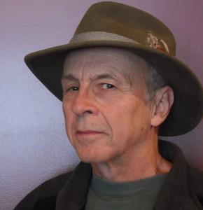 Author Shaun McLaughlin
