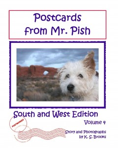 Postcards from Mr. Pish South and West Edition