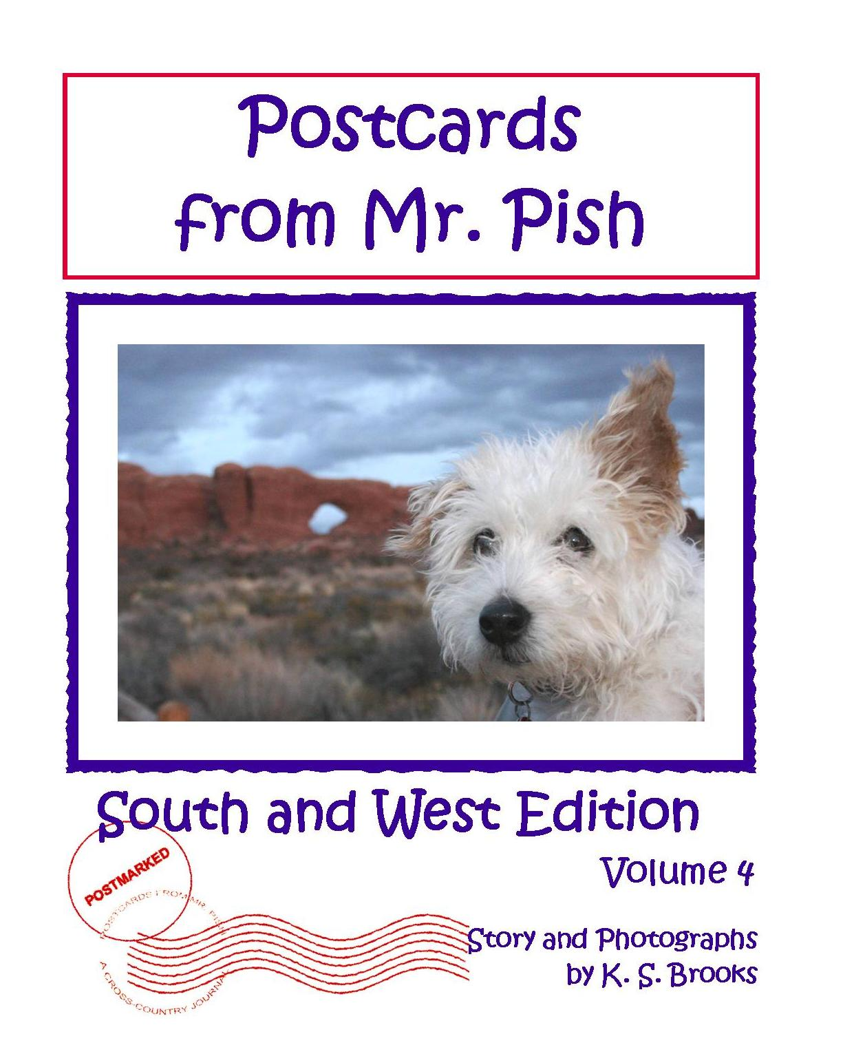 Postcards from Mr. Pish South & West Edition