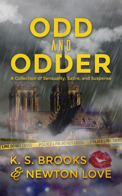 Odd and odder a collection by K. S. Brooks and Newton Love
