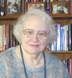 Author Sylvia Engdahl