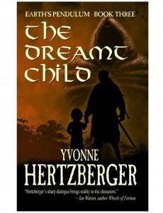 The Dreamt Child - a novel by Yvonne Hertzberger