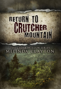 Return to Crutcher Mountain- Melinda Clayton
