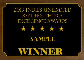 IU Excellence Award Winner SAMPLE