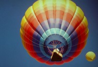 Writing about hot air balloons