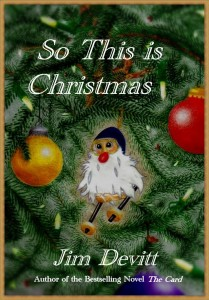 So This is Christmas, new novel by Jim Devitt
