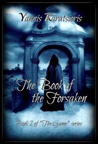 book of the forsaken front