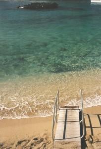 1998 cozumel dock by KSBrooks