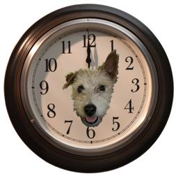 Pish Clock