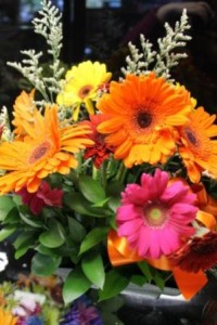 Floral bouquet by K.S. Brooks