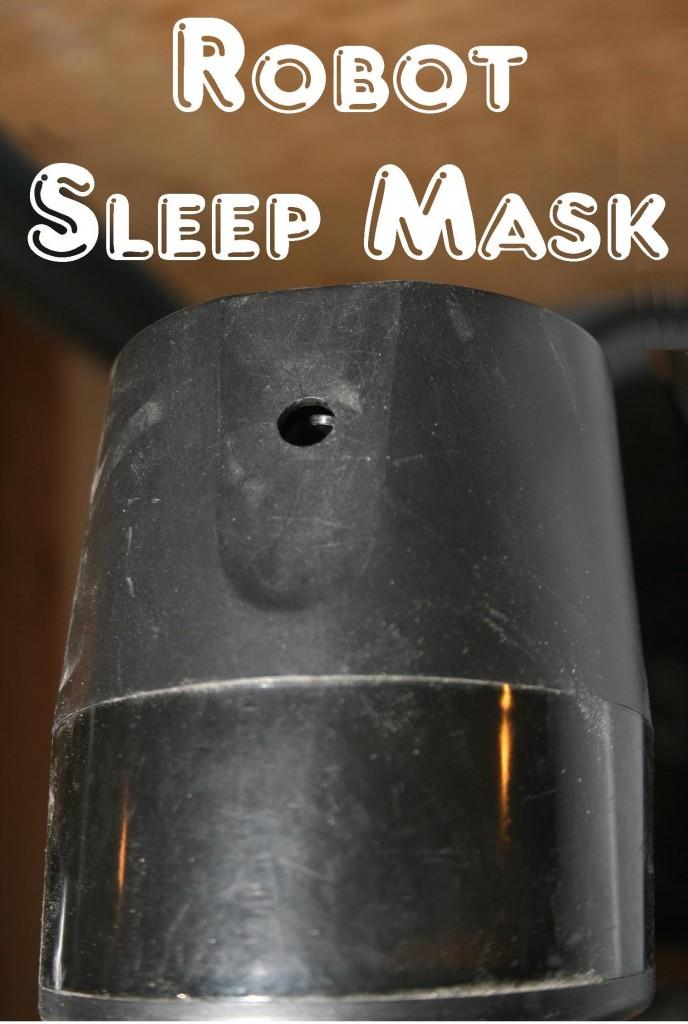 Robot Sleep Mask