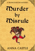 Murder by Misrule eBook Cover 120x177