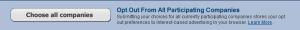 Self-Regulatory Program for Online Behavioral Advertising.