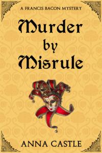 Murder by Misrule eBook Cover Medium