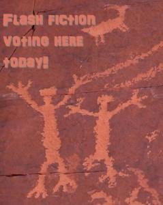 caveman flash fiction voting