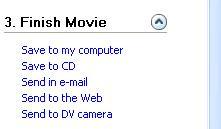 finish movie