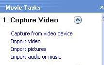 import audio