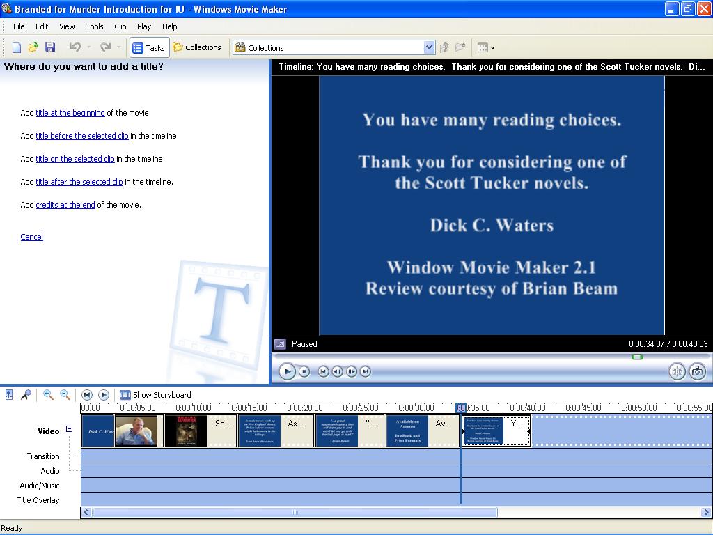 last slide in video