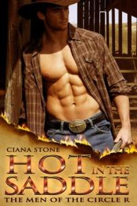 Hot in the Saddle by Ciana Stone