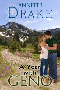 A Year with Geno by Annette Drake