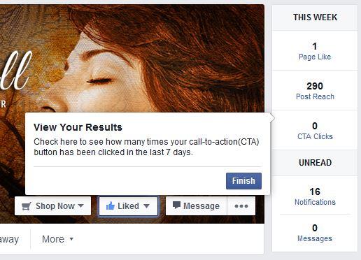 Make a Facebook Call to Action button 5