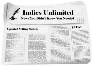 Indies Unlimited Newspaper