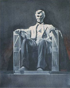 Lincoln by Howard Munns