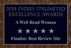 Finalists Plaque A Well Read Woman