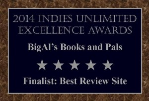 Finalists Plaque BigAls Books and Pals