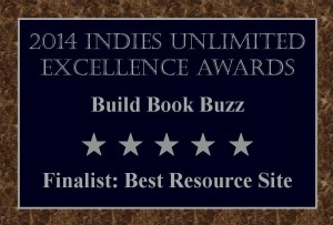 Finalists Plaque Build Book Buzz