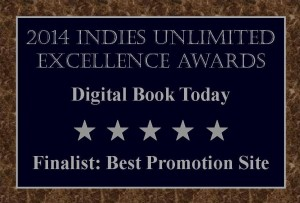 Finalists Plaque Digital Book Today